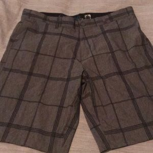 Men's OP 4 way stretch hybrid shorts - size 38